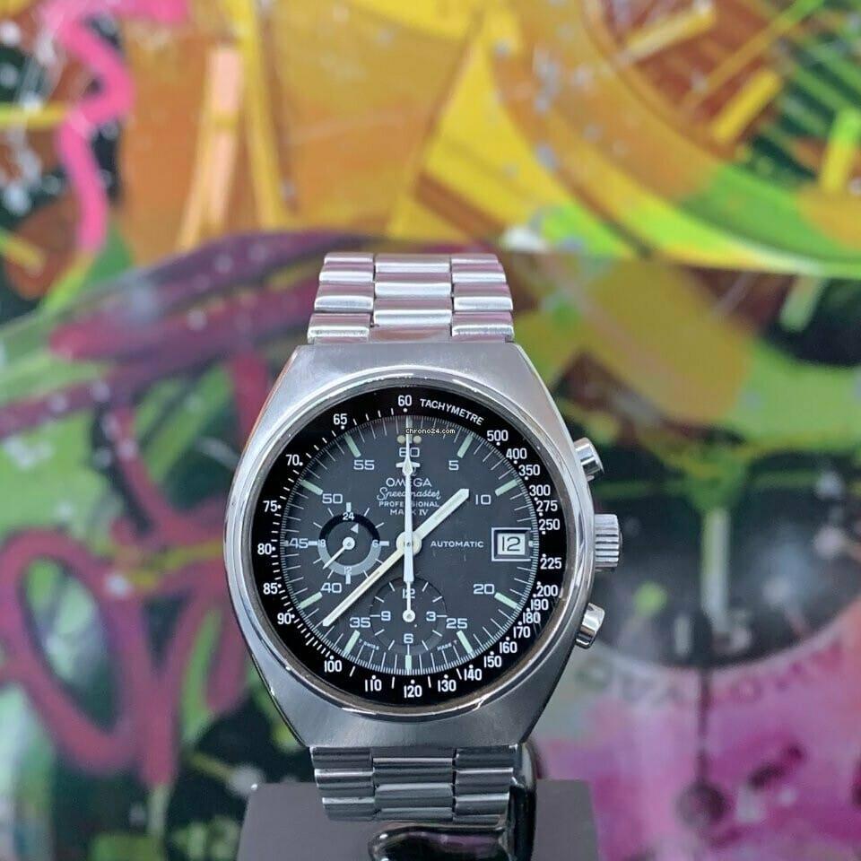 Achat de montre à Paris